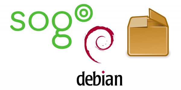 SOGo Debian packaging